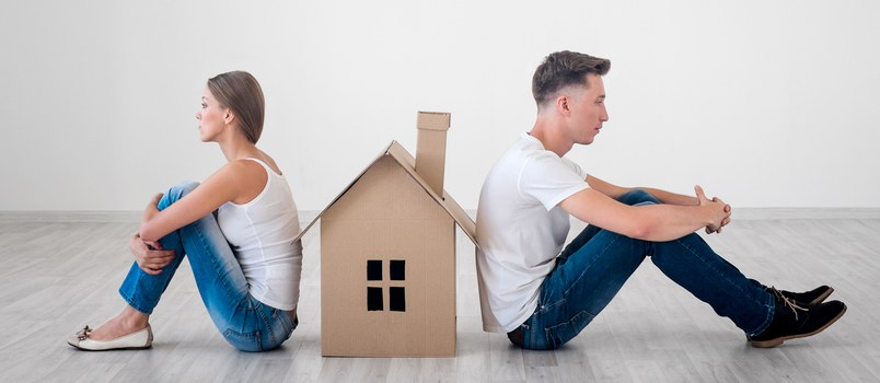 Selling The House During Divorce
